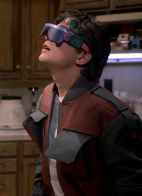Marty McFly Junior